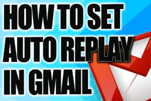 Gmail-auto-reply-echopx