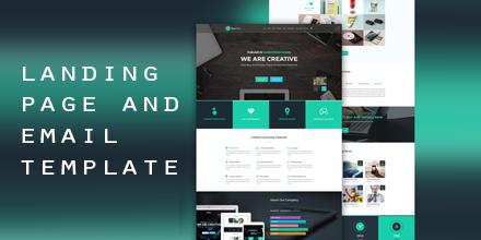 Landing Page Design Landing Page Creator Landing Page Maker