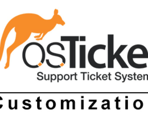 osTicket Support Ticket System